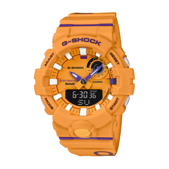 【送料無料!】カシオ GBA-800DG-9AJF メンズ腕時計 G-SHOCK|CASIO G-ショック 男性 スポーツライン 耐衝撃構造 モバイルリンク機能 Bluetooth 20気圧防水