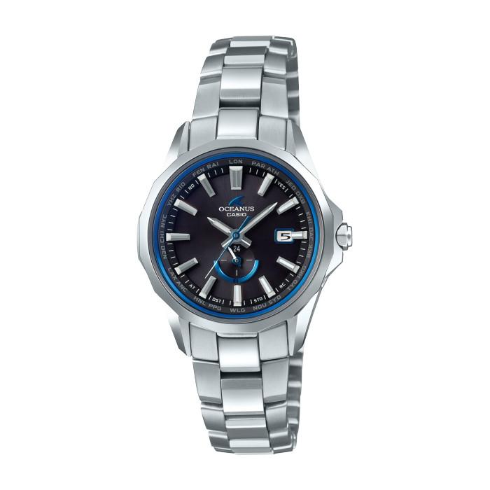 【送料無料!】カシオ OCW-S350-1AJF レディース腕時計 オシアナス