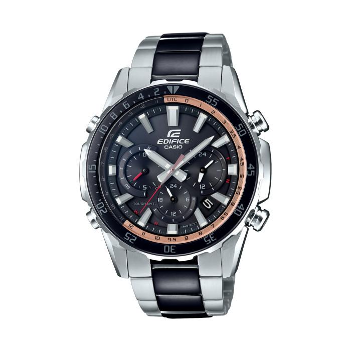 【送料無料!】カシオ EQW-T670SBK-1AJF メンズ腕時計 エディフィス