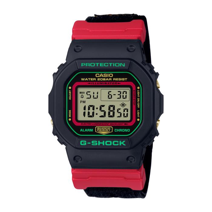 【送料無料!】カシオ DW-5600THC-1JF メンズ腕時計 Gショック