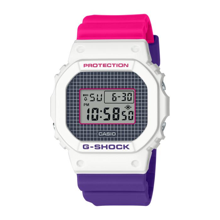 【送料無料!】カシオ DW-5600THB-7JF メンズ腕時計 Gショック