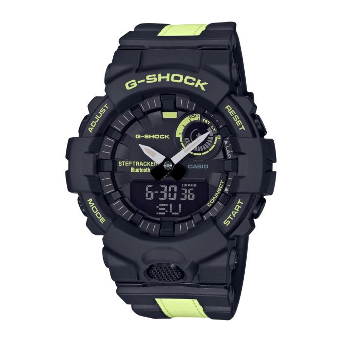 【送料無料!】カシオ GBA-800LU-1A1JF メンズ腕時計 Gショック