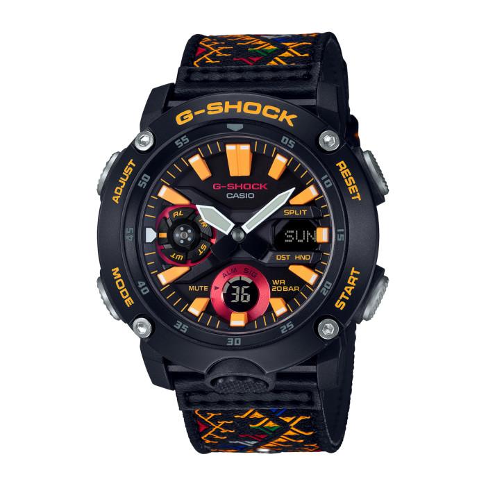【送料無料!】カシオ GA-2000BT-1AJR メンズ腕時計 Gショック