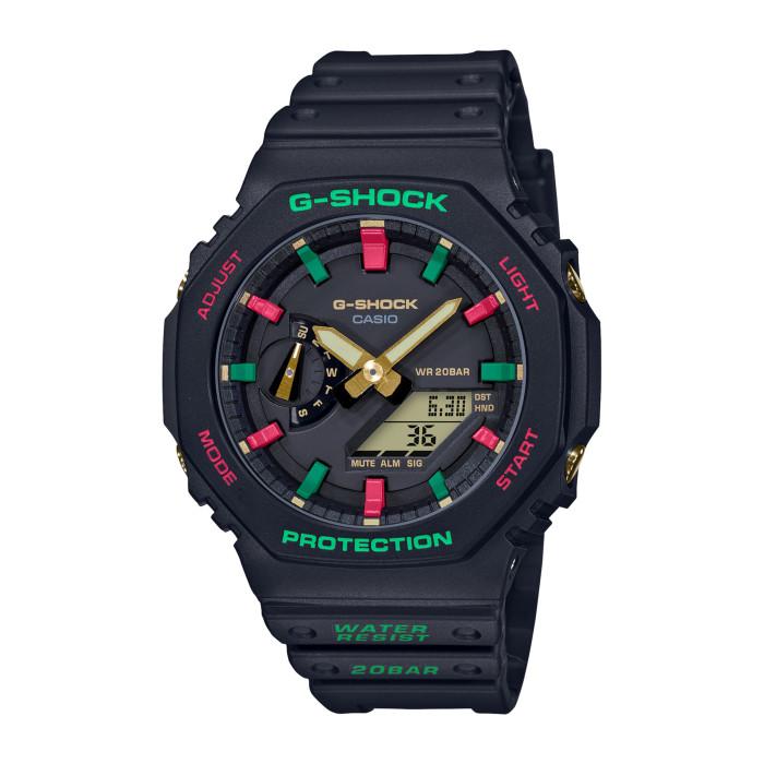 【送料無料!】カシオ GA-2100TH-1AJF メンズ腕時計 Gショック