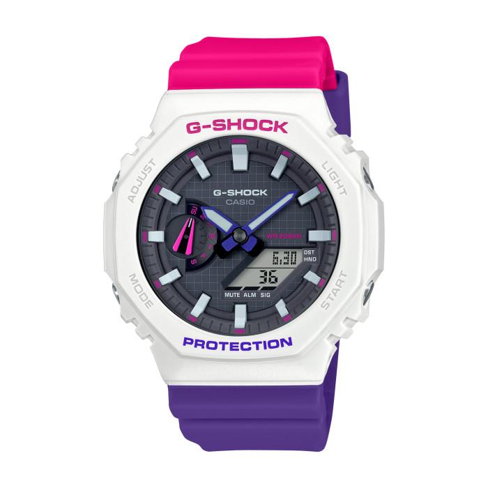 【送料無料!】カシオ GA-2100THB-7AJF メンズ腕時計 Gショック