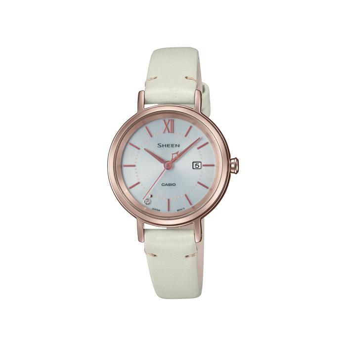 【送料無料!】カシオ SHS-D300CGL-7AJF レディース腕時計 シーン
