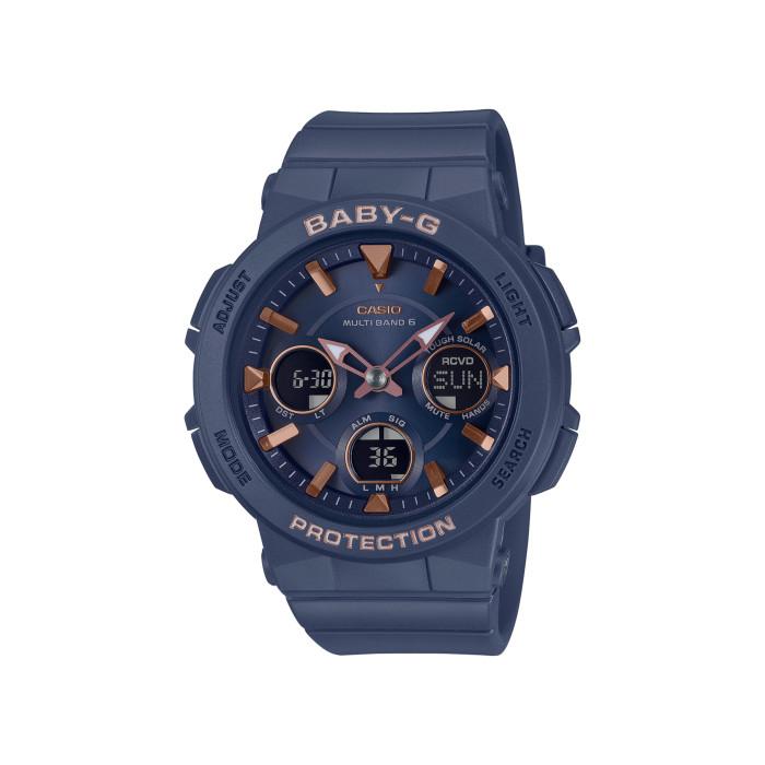 【送料無料!】カシオ BGA-2510-2AJF レディース腕時計 ベイビーG