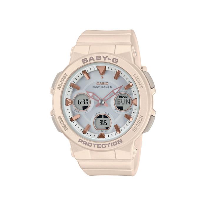 【送料無料!】カシオ BGA-2510-4AJF レディース腕時計 ベイビーG