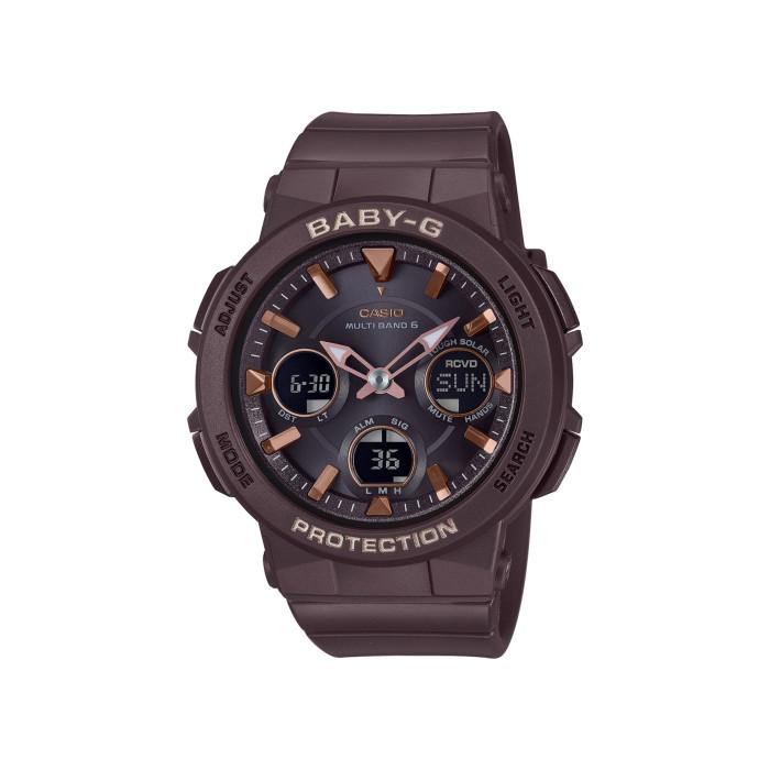 【送料無料!】カシオ BGA-2510-5AJF レディース腕時計 ベイビーG