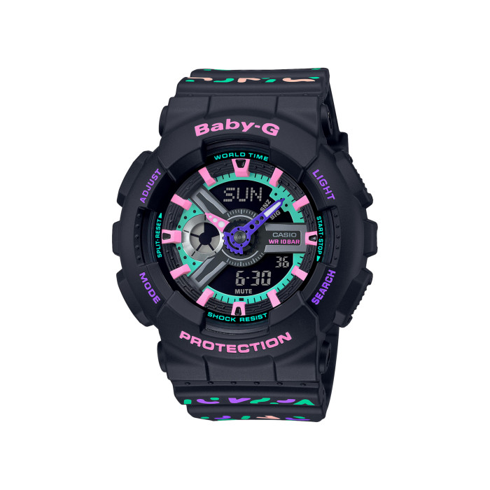 【送料無料!】カシオ BA-110TH-1AJF レディース腕時計 ベイビーG