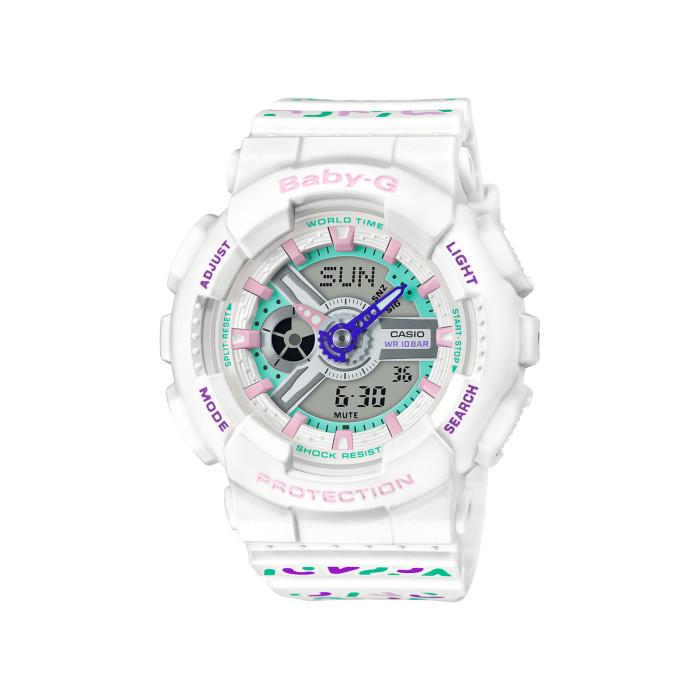 【送料無料!】カシオ BA-110TH-7AJF レディース腕時計 ベイビーG