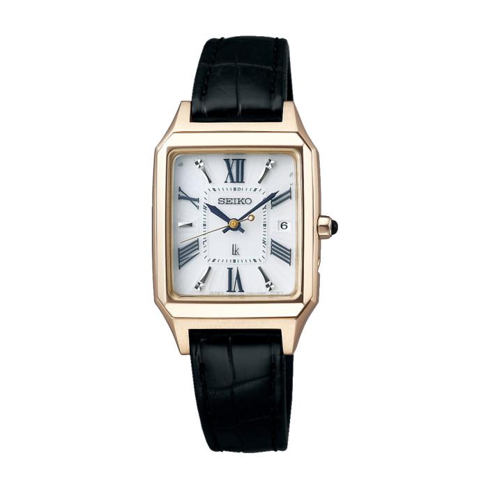【送料無料!】セイコー SSVW162 レディース腕時計 ルキア