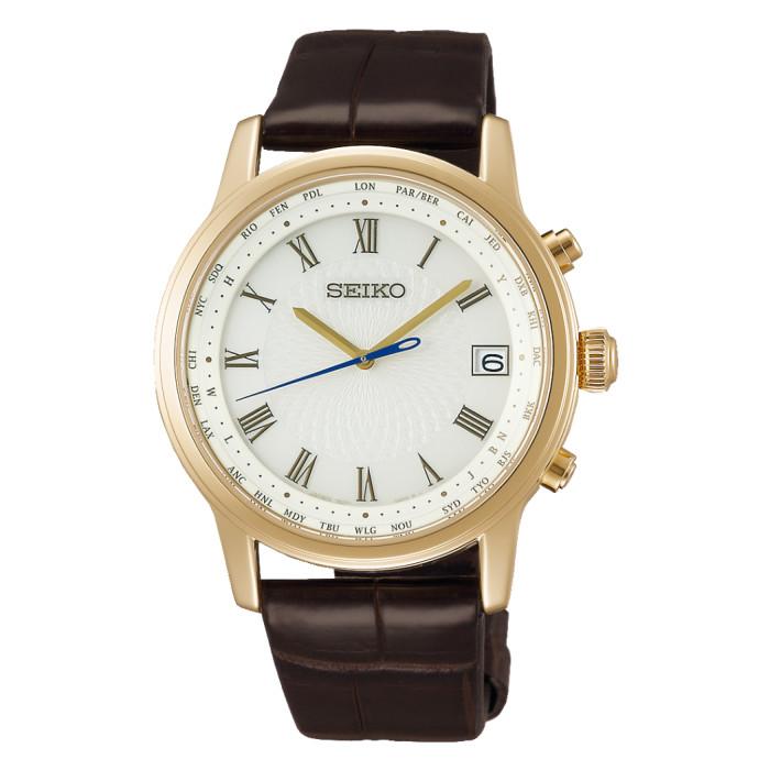 【送料無料!】セイコー SAGZ102 メンズ腕時計 ブライツ