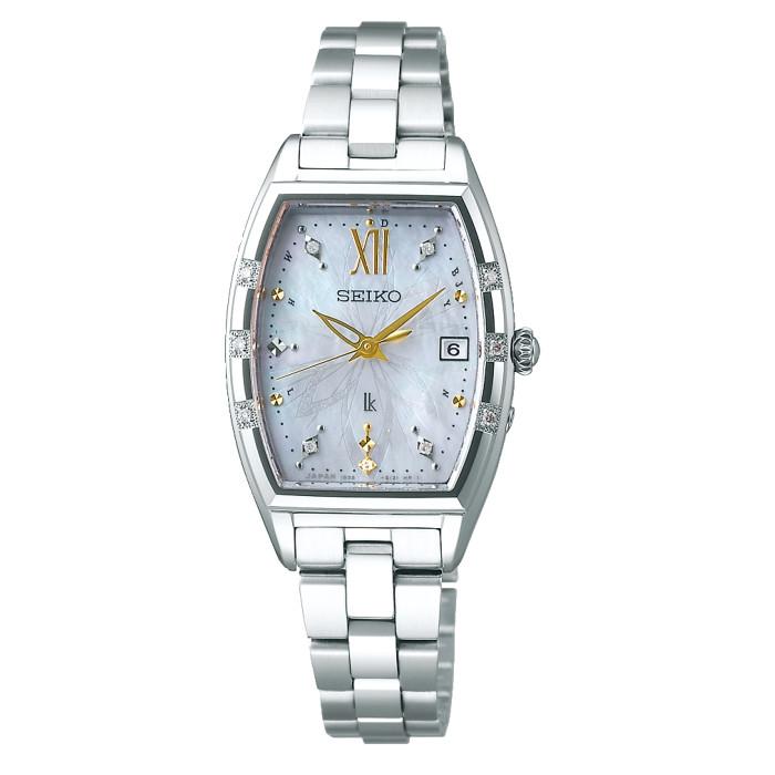 【送料無料!】セイコー SSVW163 レディース腕時計 ルキア