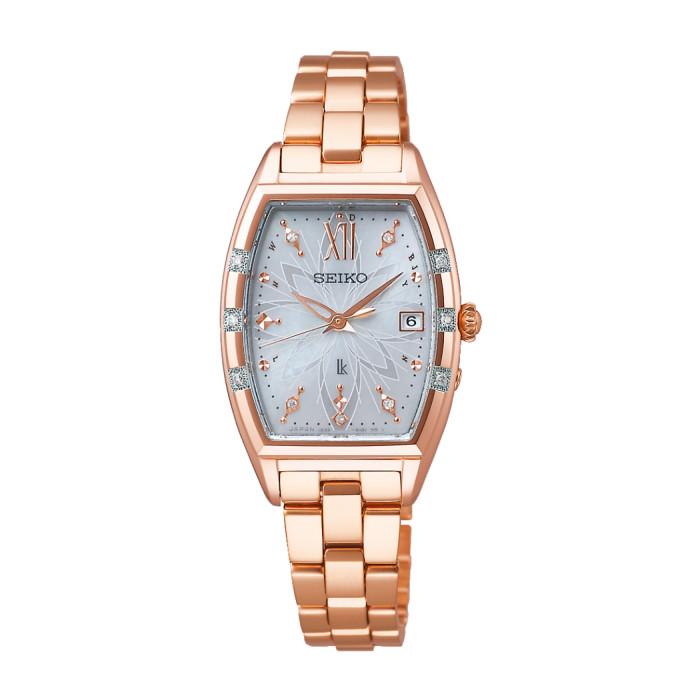 【送料無料!】セイコー SSVW164 レディース腕時計 ルキア