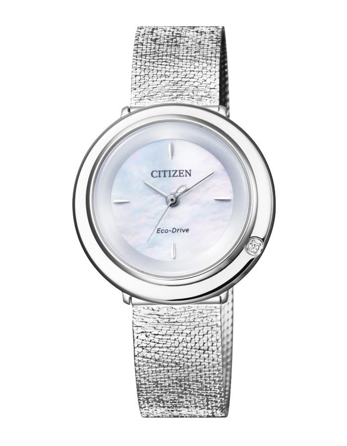 【お取り寄せ】【送料無料】シチズン EM0640-91D レディース腕時計 シチズンL