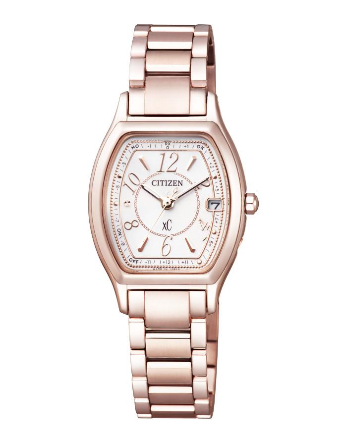 【送料無料!】シチズン ES9354-69A レディース腕時計 クロスシー