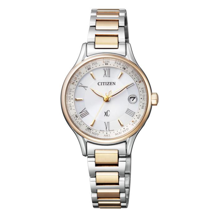 【送料無料!】シチズン EC1166-58A レディース腕時計 クロスシー