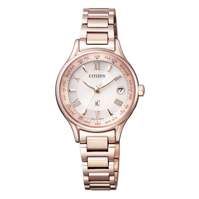 【送料無料!】シチズン EC1164-53W レディース腕時計 クロスシー