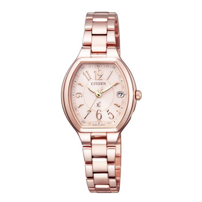【送料無料!】シチズン ES9365-54W レディース腕時計 クロスシー