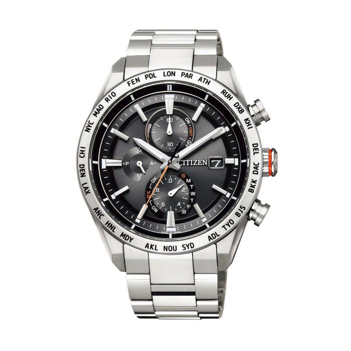 【送料無料!】シチズン AT8181-63E メンズ腕時計 アテッサ