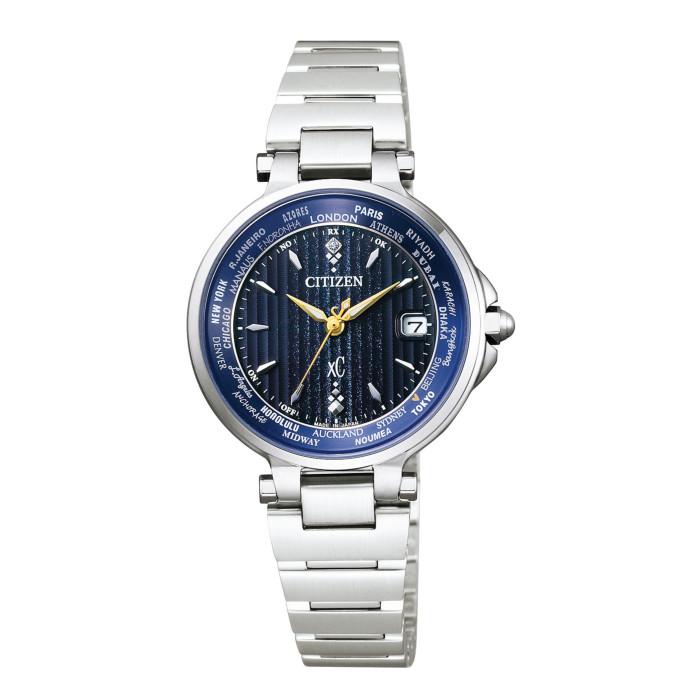 【送料無料!】シチズン EC1010-57L レディース腕時計 クロスシー