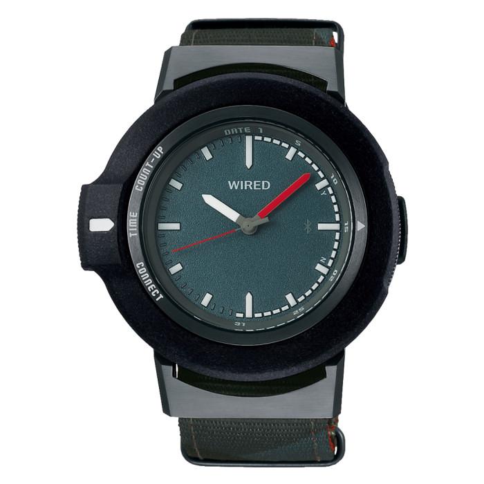 【送料無料!】セイコー AGAB405 メンズ腕時計 ワイアード