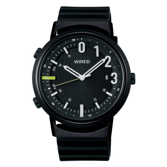 【送料無料!】セイコー AGAB406 メンズ腕時計 ワイアード