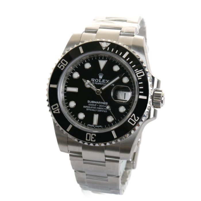 【ヤマト便】【送料無料!】ロレックス 116610LN メンズ腕時計 サブマリーナデイト