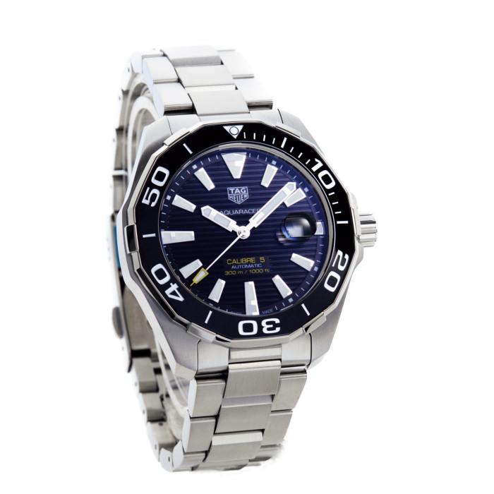 【送料無料!】タグホイヤー WAY201A.BA0927 メンズ腕時計 アクアレーサー キャリバー5