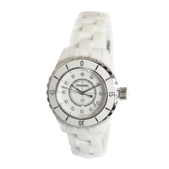 【ヤマト便】【送料無料!】シャネル J12 H1628 レディース腕時計 J12