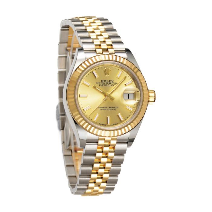 【ヤマト便】【送料無料!】ロレックス 279173 レディース腕時計 オイスターパーペチュアルデイトジャスト IMPWATCH