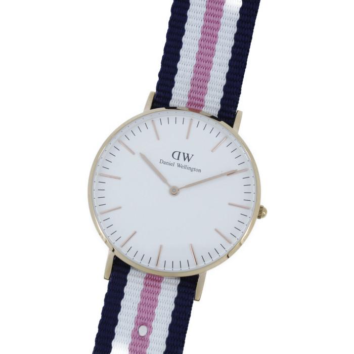 【送料無料!】ダニエルウエリントン DW00100034 メンズ腕時計