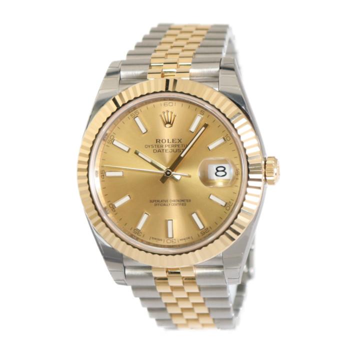 【ヤマト便】【送料無料!】ロレックス 126333 メンズ腕時計 デイトジャスト41 IMPWATCH