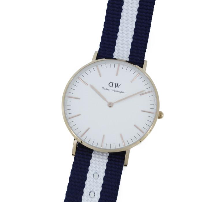 【送料無料!】ダニエルウエリントン DW00100031 レディース腕時計