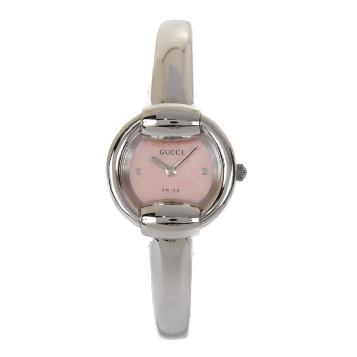 【送料無料!】グッチ YA014513 レディース腕時計 1400