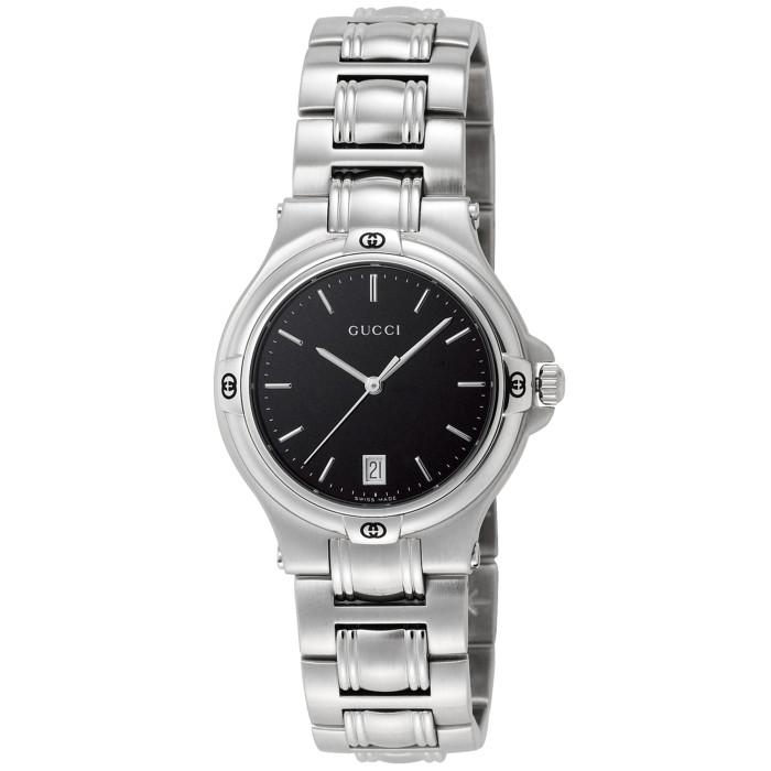 【送料無料!】グッチ YA090304 メンズ腕時計 9045