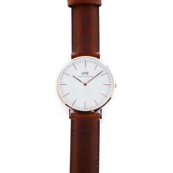 【送料無料!】ダニエルウエリントン DW00100006 メンズ腕時計