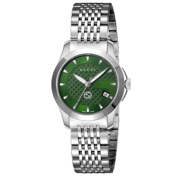 【送料無料!】グッチ YA1265008 レディース腕時計 Gタイムレス