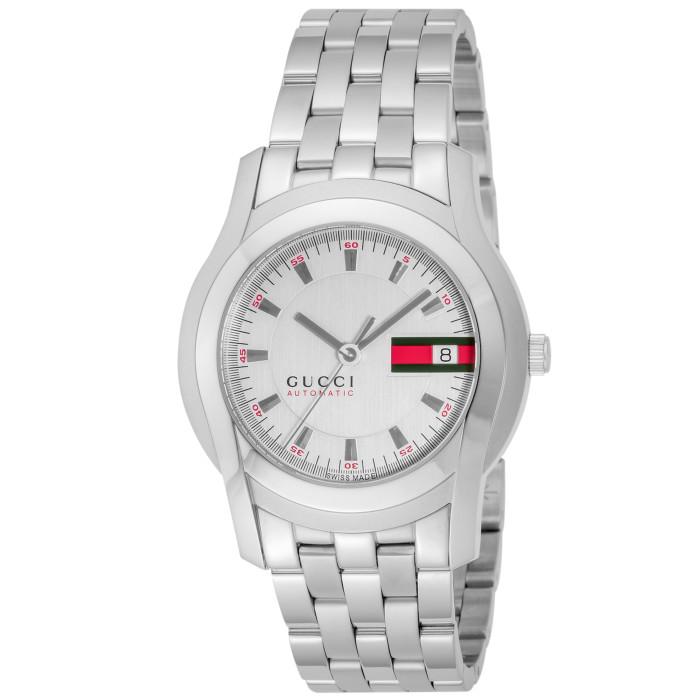 【送料無料!】グッチ YA055205 メンズ腕時計 Gクラス
