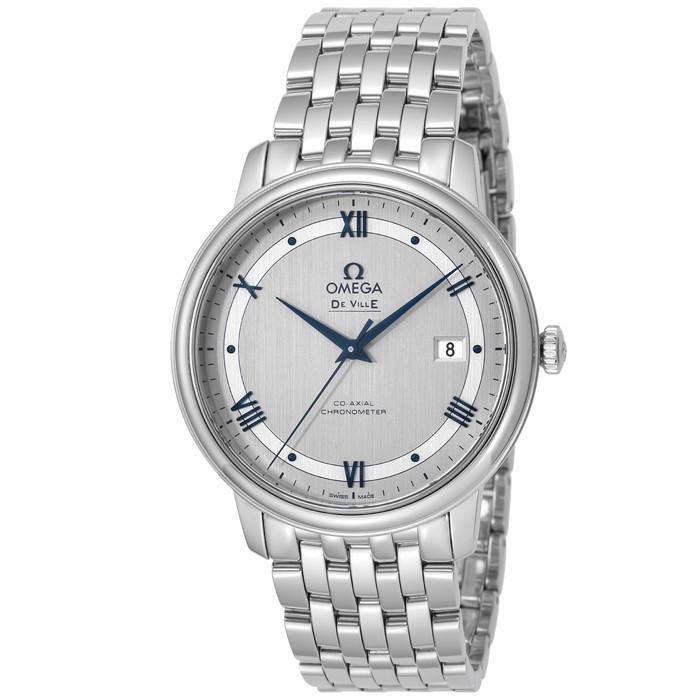 【ヤマト便】【送料無料!】オメガ 424.10.40.20.02.001 メンズ腕時計 デ・ビル OMLOPD