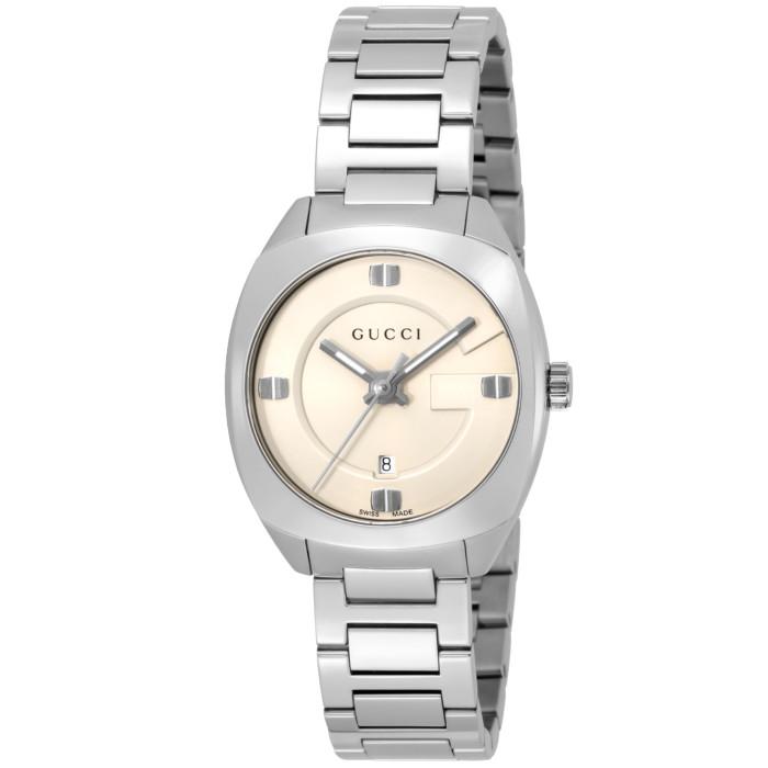 【送料無料!】グッチ YA142502 レディース腕時計 GG2570