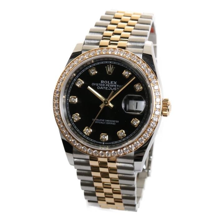 最安値挑戦! 【ヤマト便 メンズ腕時計】【送料無料 IMPWATCH!】ロレックス 126283RBR メンズ腕時計 デイトジャスト デイトジャスト IMPWATCH, コヤダイラソン:66fecb0c --- evirs.sk