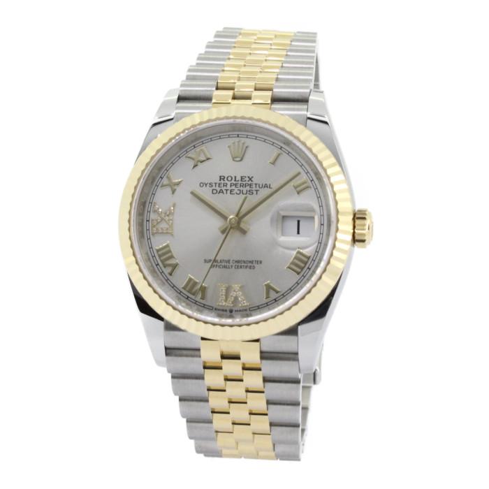 【ヤマト便】【送料無料!】ロレックス 126233SV メンズ腕時計 デイトジャスト IMPWATCH