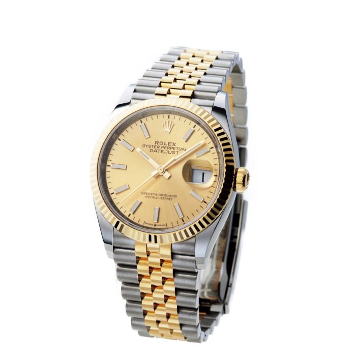 【ヤマト便】【送料無料!】ロレックス 126233 メンズ腕時計 オイスターパーペチュアル デイトジャスト IMPWATCH