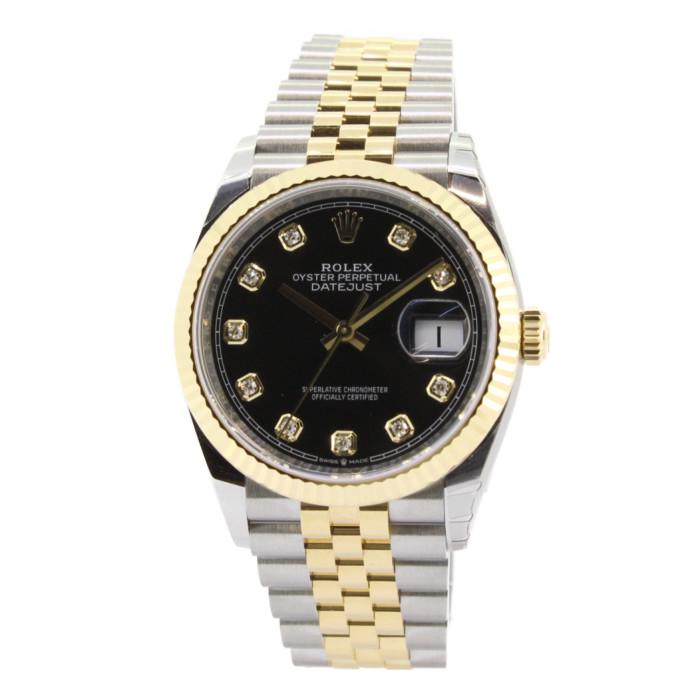 【ヤマト便】【送料無料!】ロレックス 126233G BK メンズ腕時計 デイトジャスト IMPWATCH