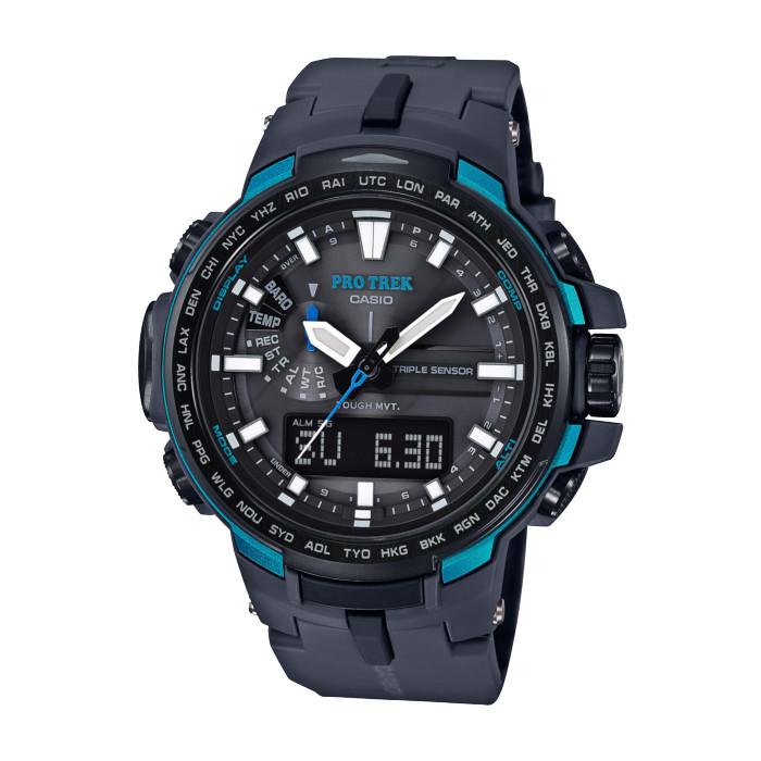 【送料無料!】カシオ PRW-6100Y-1AJF メンズ腕時計 プロトレック