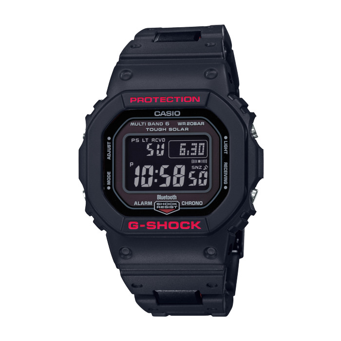 【送料無料!】カシオ GW-B5600HR-1JF メンズ腕時計 Gショック