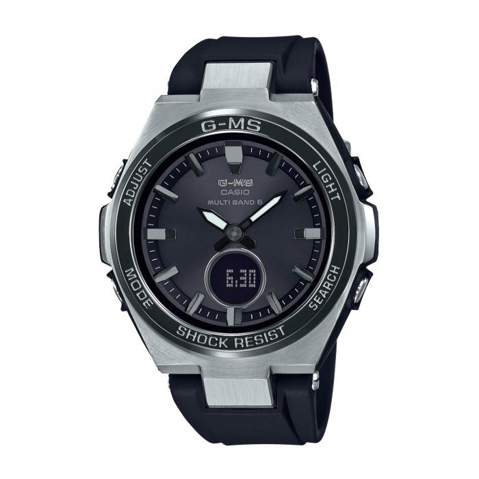 【送料無料!】カシオ MSG-W200RSC-1AJF レディース腕時計 ベビーG