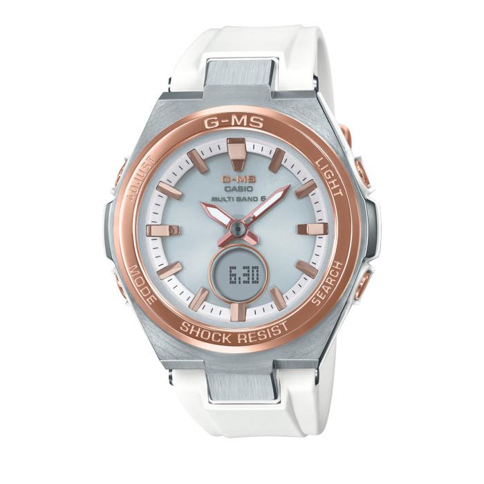 【送料無料!】カシオ MSG-W200RSC-7AJF レディース腕時計 ベビーG